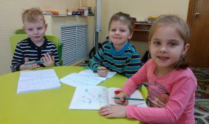 Комплексный развивающий курс для детей